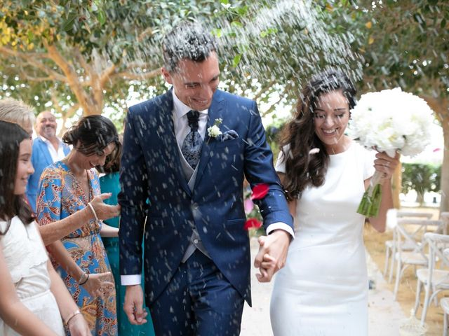 La boda de Cristian y Alba en Elx/elche, Alicante 16