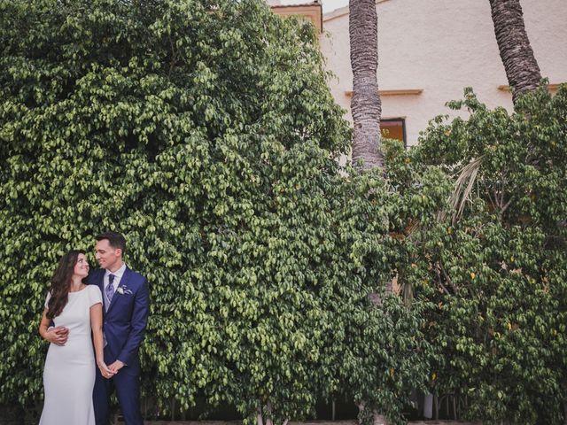 La boda de Cristian y Alba en Elx/elche, Alicante 23