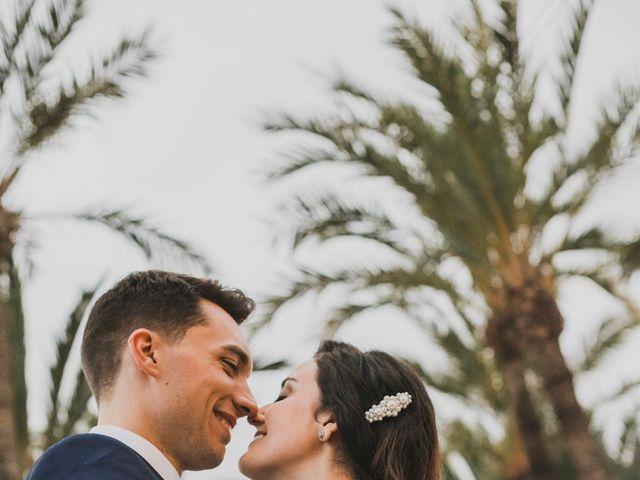 La boda de Cristian y Alba en Elx/elche, Alicante 25