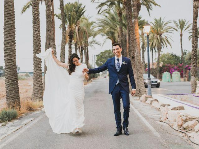 La boda de Cristian y Alba en Elx/elche, Alicante 26