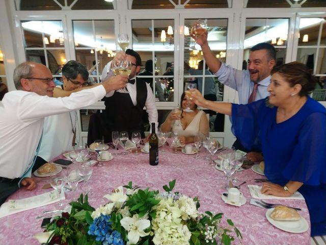 La boda de Rocio  y Marc  en Lugo, Lugo 7