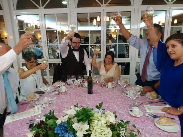 La boda de Rocio  y Marc  en Lugo, Lugo 8