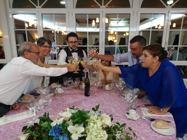 La boda de Rocio  y Marc  en Lugo, Lugo 11