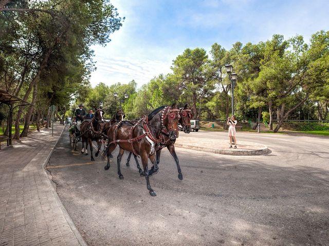 La boda de Héctor y Zoraida en L' Alcora, Castellón 10