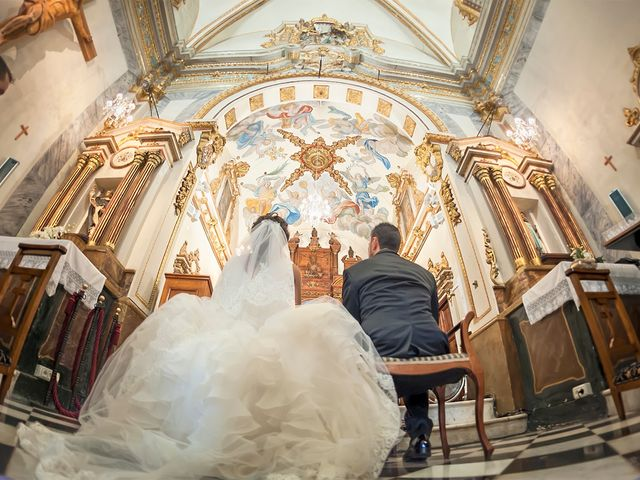 La boda de Héctor y Zoraida en L' Alcora, Castellón 12