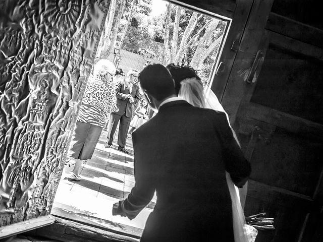La boda de Héctor y Zoraida en L' Alcora, Castellón 13