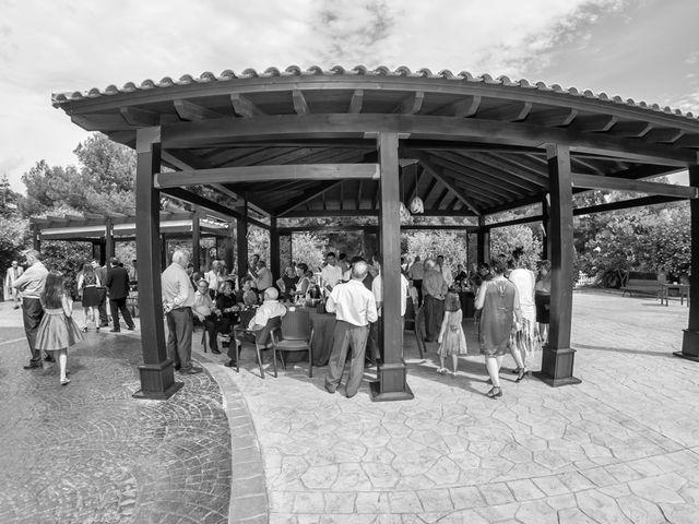La boda de Héctor y Zoraida en L' Alcora, Castellón 15