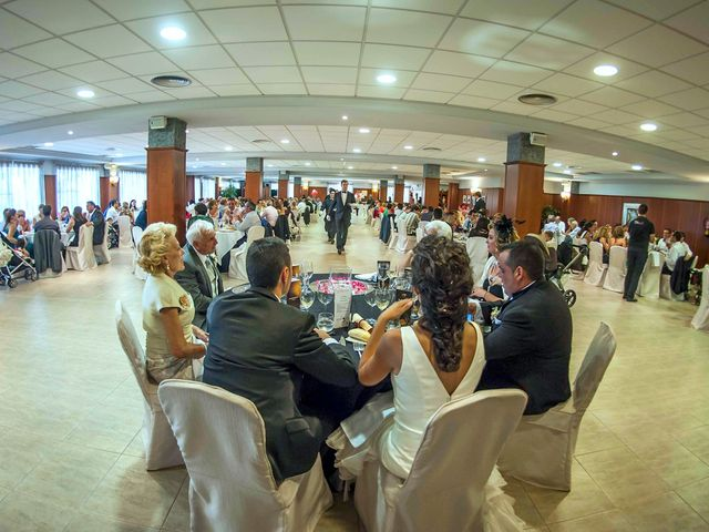La boda de Héctor y Zoraida en L' Alcora, Castellón 18