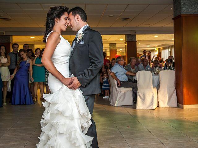 La boda de Héctor y Zoraida en L' Alcora, Castellón 20