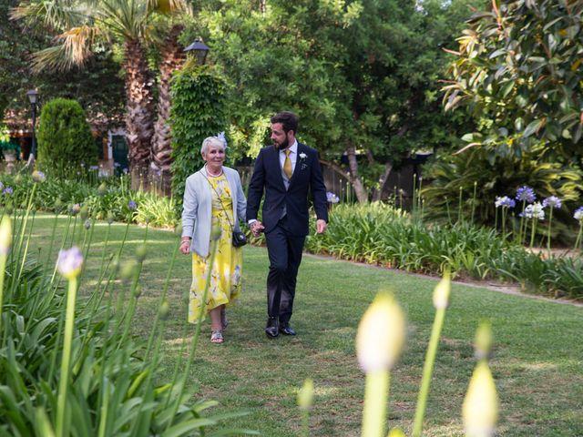La boda de James y Patricia en Dénia, Alicante 45