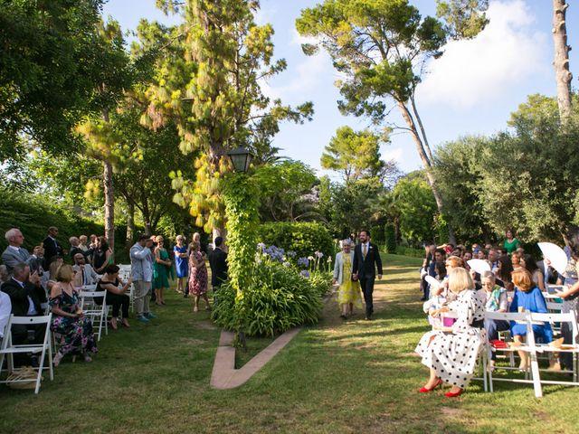 La boda de James y Patricia en Dénia, Alicante 47