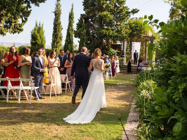 La boda de James y Patricia en Dénia, Alicante 52