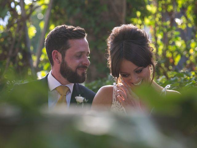 La boda de James y Patricia en Dénia, Alicante 1