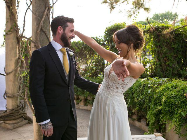 La boda de James y Patricia en Dénia, Alicante 59