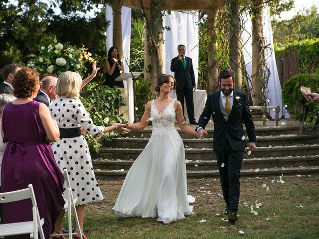 La boda de James y Patricia en Dénia, Alicante 62