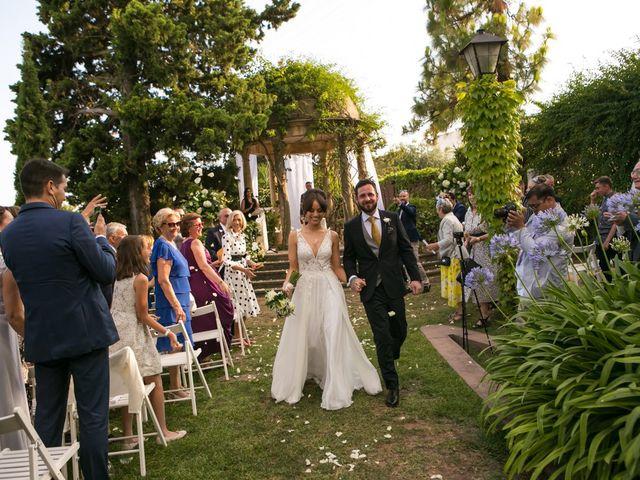 La boda de James y Patricia en Dénia, Alicante 63