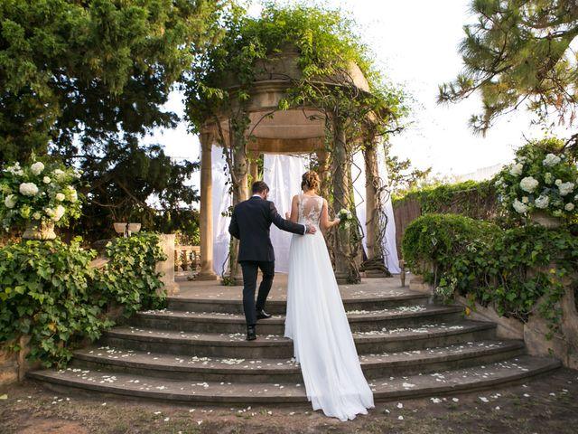 La boda de Patricia y James