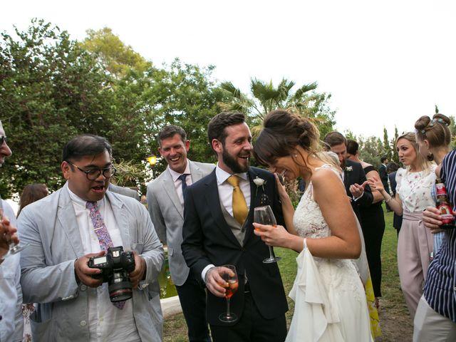 La boda de James y Patricia en Dénia, Alicante 83