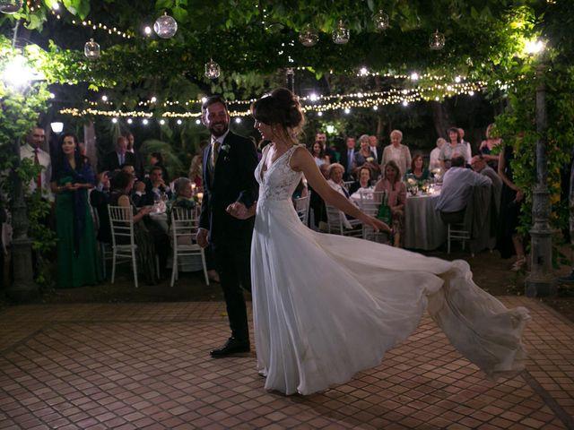 La boda de James y Patricia en Dénia, Alicante 97