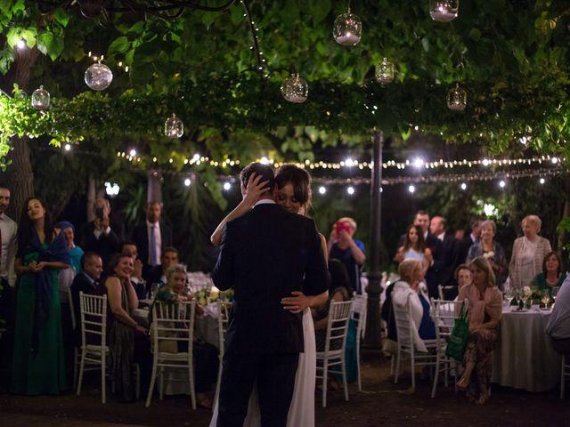 La boda de James y Patricia en Dénia, Alicante 98