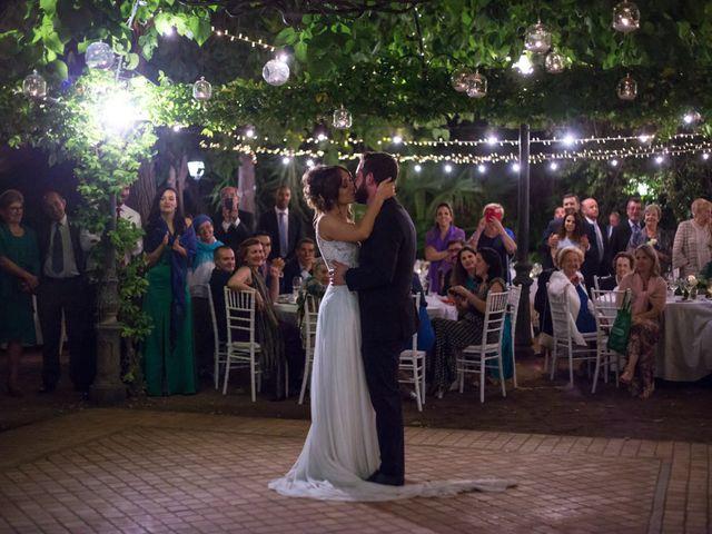 La boda de James y Patricia en Dénia, Alicante 99