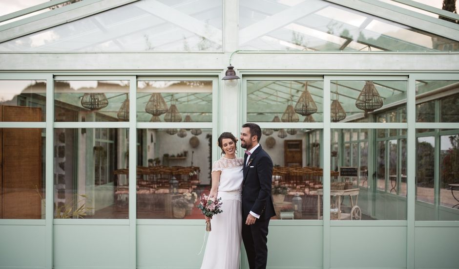 La boda de Daniel y Patrcia en Torrelodones, Madrid