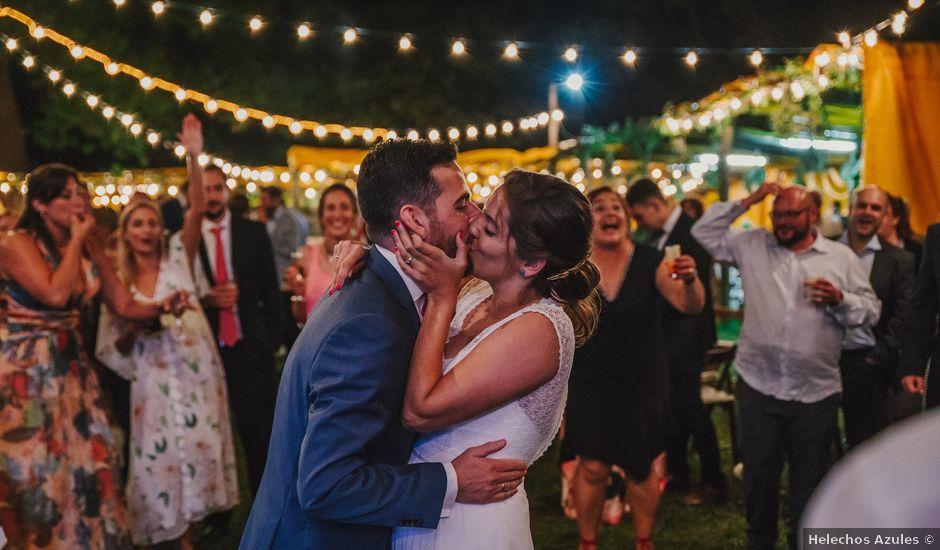La boda de Miguel y Susana en Cenera, Asturias