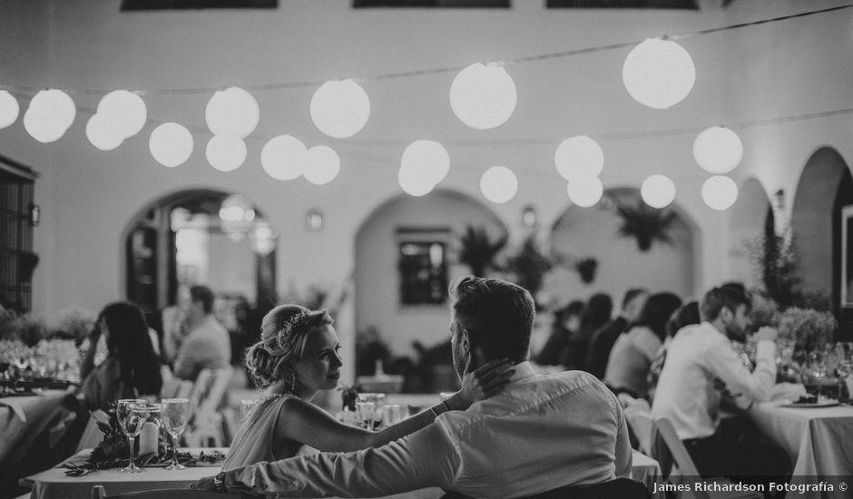 La boda de Mike y Janine en La Joya Nogales, Málaga