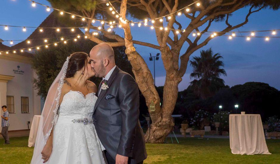 La boda de Jose luis  y Rocío  en Cartaya, Huelva