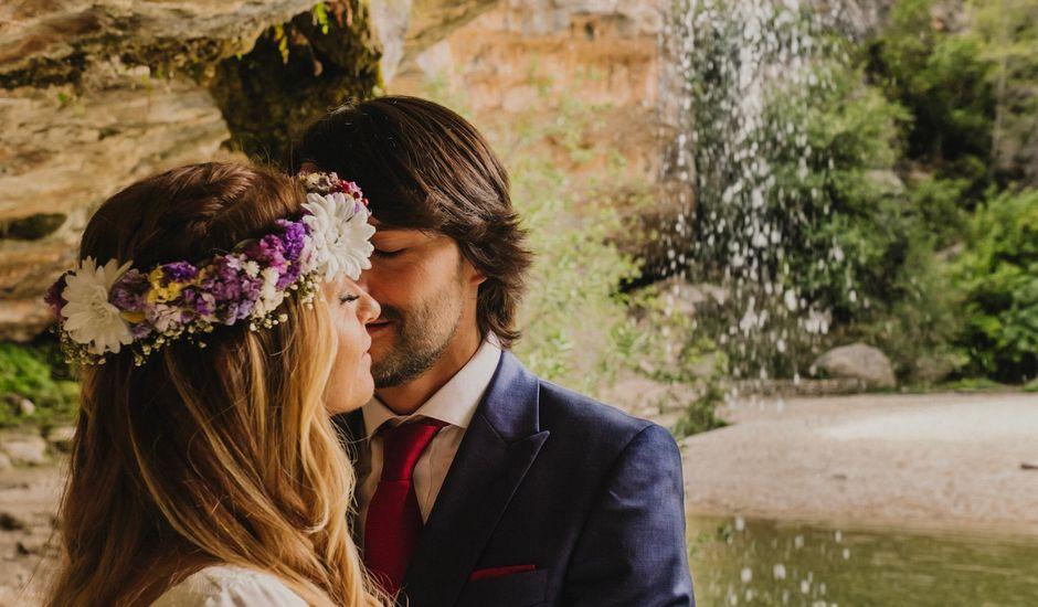 La boda de Álvaro y Geno  en Castellnovo, Castellón