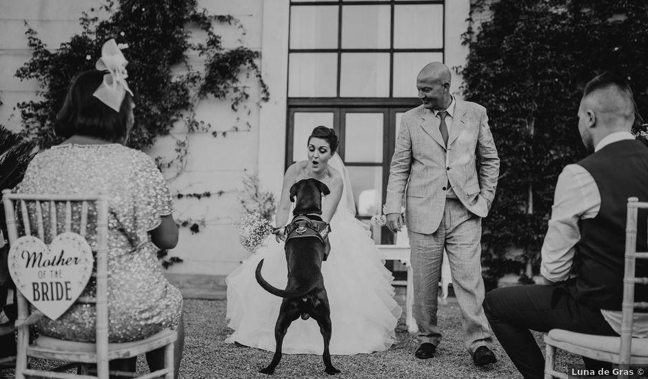 La boda de Adam y Rochelle en Alaro, Islas Baleares