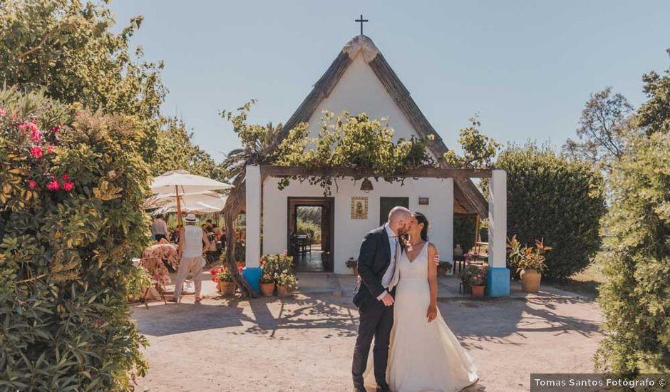 La boda de Simon y Veronica en Valencia, Valencia