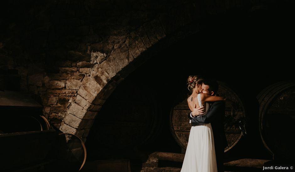 La boda de David y Alícia en Avinyo, Barcelona