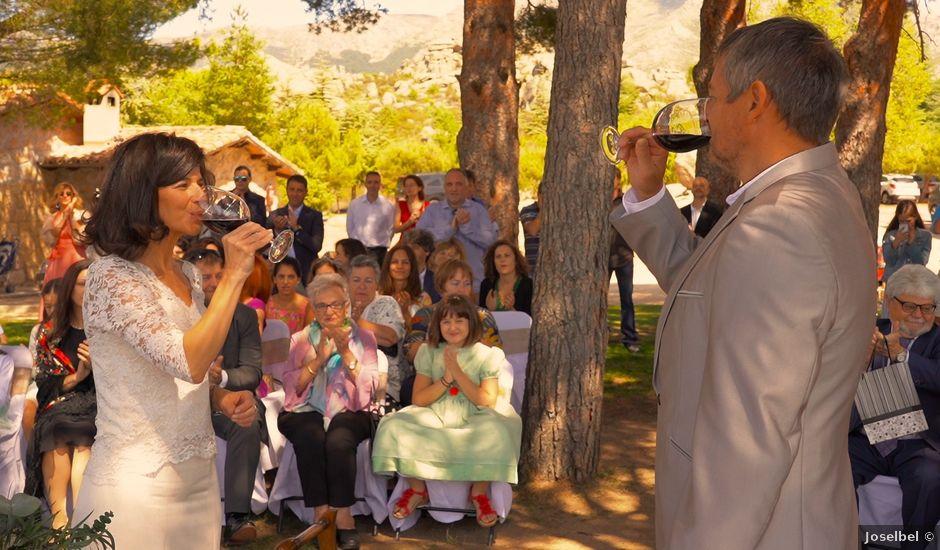La boda de Antonio y Marta en Puerto De Navacerrada, Madrid