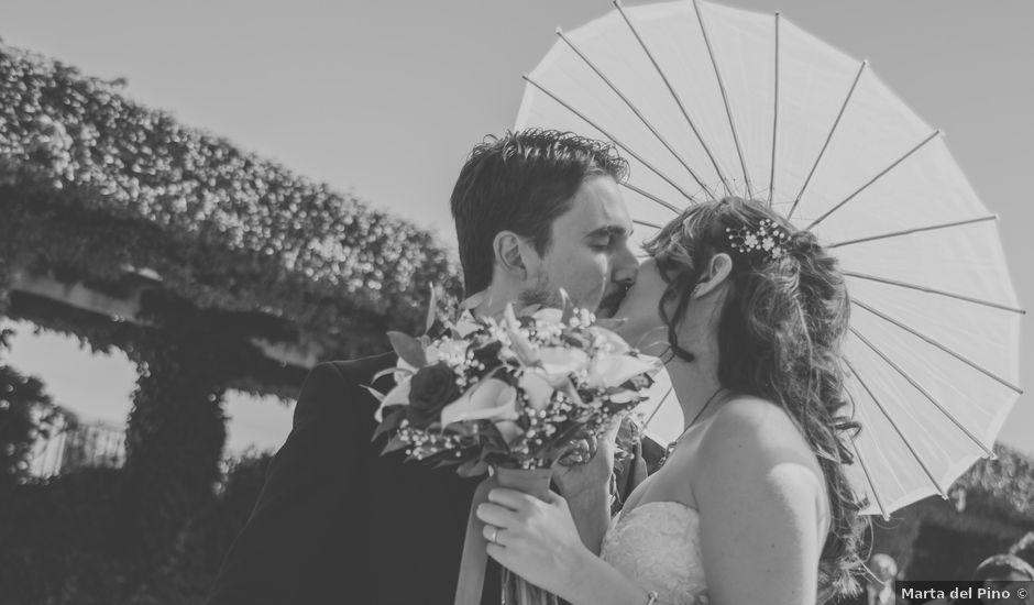 La boda de Ana y Pablo en Granada, Granada