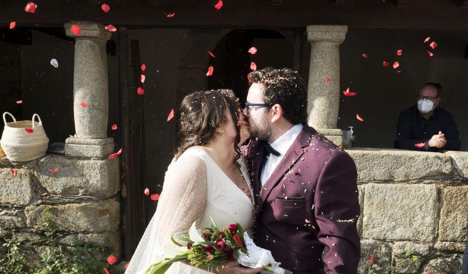 La boda de Rocio  y Marc  en Lugo, Lugo