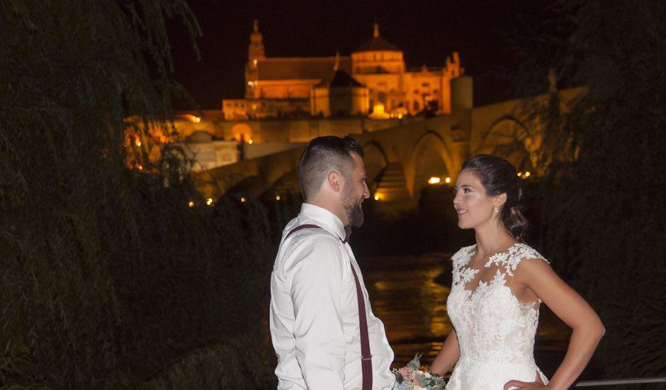 La boda de Jesús  y Amanda en Córdoba, Córdoba