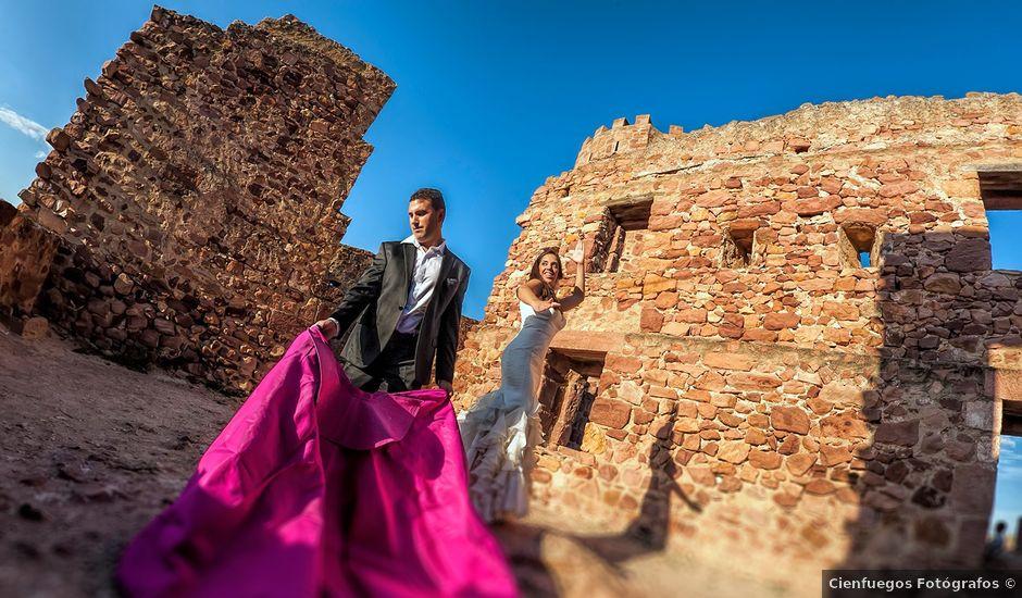 La boda de Héctor y Zoraida en L' Alcora, Castellón