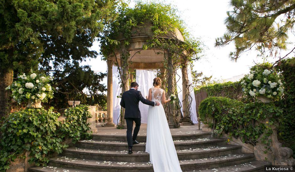 La boda de James y Patricia en Dénia, Alicante