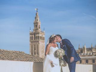 La boda de Macarena y José Antonio