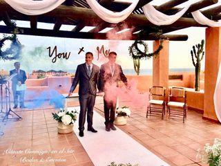 La boda de Oscar y Fran