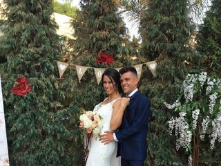 La boda de Emma y Rafa 1
