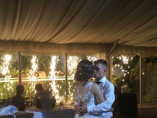 La boda de Emma y Rafa