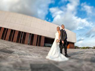 La boda de Rosa y Raúl