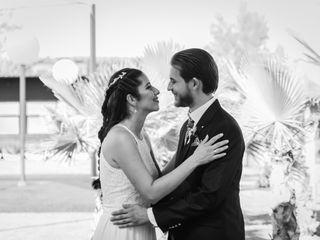 La boda de Omar y Betty