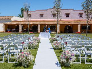 La boda de Lorena y Javier 1