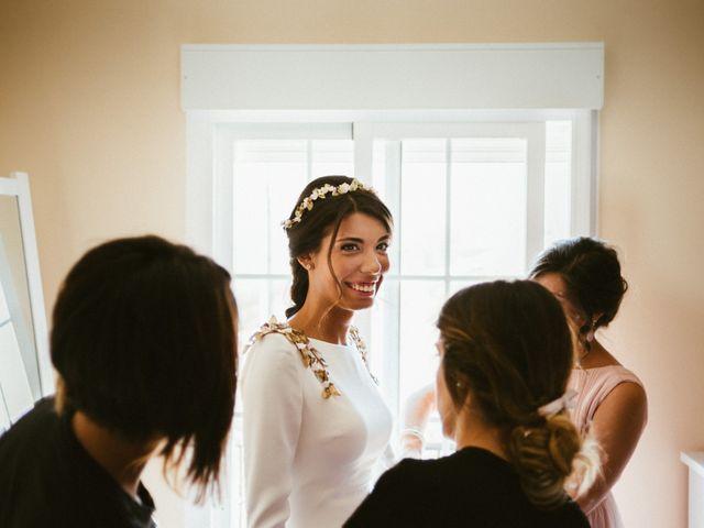 La boda de Javier y Alba en Torremocha, Cáceres 10