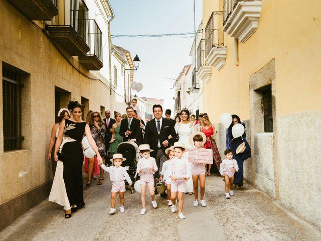 La boda de Javier y Alba en Torremocha, Cáceres 13