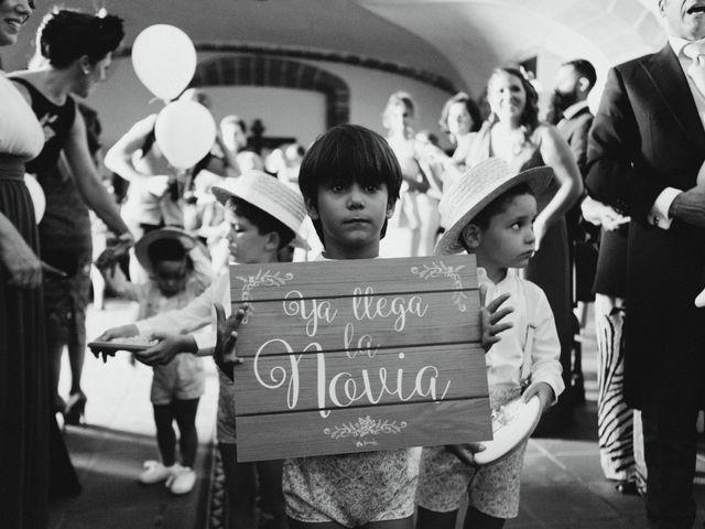 La boda de Javier y Alba en Torremocha, Cáceres 14