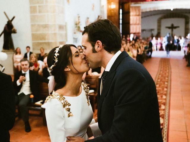 La boda de Javier y Alba en Torremocha, Cáceres 15
